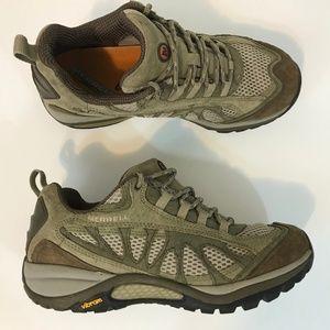 Merrell Siren Ventilator Desert Trail Shoe Women 8